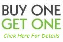 BOGO - BUY ONE GET ONE Sale