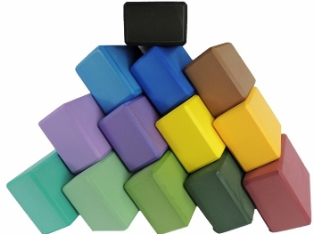 Kakaos Studio 4 Inch Yoga Blocks