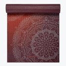Gaiam Premium Metallic Sunset Yoga Mat 6mm