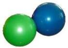 75cm Anti Burst Yoga Ball with Pump Clearance