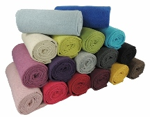 Kakaos Cotton Solid Studio Yoga Blanket 2.8 lb SD