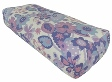 Kakaos Summer Flower Rectangular Yoga Bolster