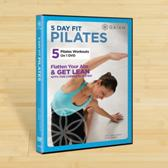 5 Day Fit: Pilates DVD with Jillian Hessel and Ana Caban