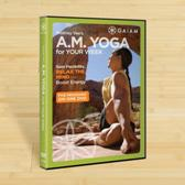 Rodney Yee's A.M. Yoga for Your Week DVD