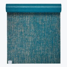 Gaiam Performance Jute Yoga Mat 6mm