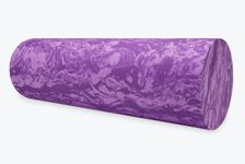 "Gaiam 18"" Marbled Foam Roller"