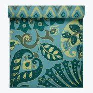Gaiam Reversible Fossil Flair Yoga Mat