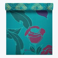 Gaiam Reversible Botanical Garden Yoga Mat
