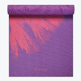 Gaiam Reversible Dandelion Roar Yoga Mat 6mm
