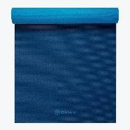 Gaiam Premium 2 Color Yoga Mats (6mm)
