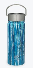 Gaiam 18oz Stainless Steel Wide Mouth Water Bottle