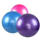 55cm Anti Burst Yoga Ball with Pump