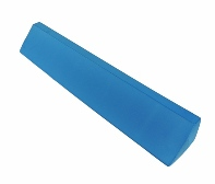 Kakaos Foam Yoga Wedge  Lenght 24in x hight 2.5in x 1in step x 3.5in wide