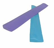 Kakaos Foam Yoga Wedge Lenght 24in x hight 1 x  width 4in