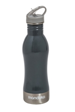 Manduka Stainless Steel Water Bottle 25oz Thunder